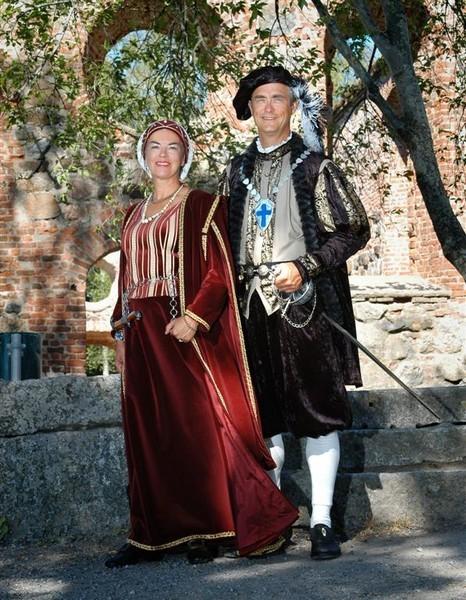 Kung Carl IX och Drottning Kristina